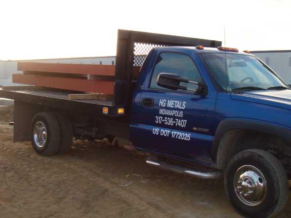 HG Metals Truck 2