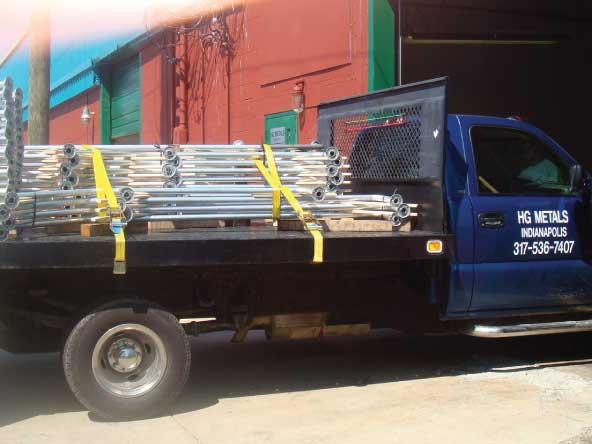 HG Metals Truck 3