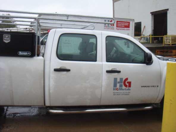 HG Metals Truck 4